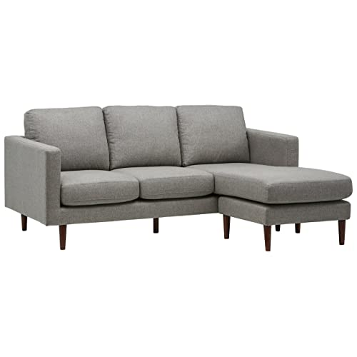 Chaise Sectional Sofa Amazon Com