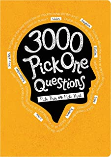Piccadilly 3000 Pick One Questions