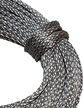 Green//Silver Amsteel 6ft Ultralight Whoopie Slings Hammock Suspension -USA