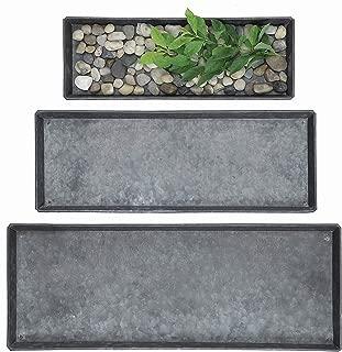 zinc tray