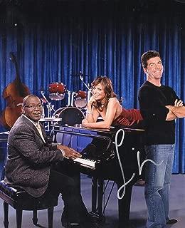 Simon Cowell Signed American Idol 8x10