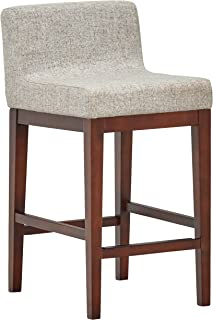 manuel adjustable height swivel bar stool