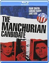 The Manchurian Candidate [Blu-ray] (Bilingual) [Import]