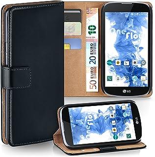 Funda para móvil con tarjetero - LG