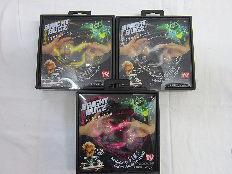 3 Bright Bugz Evolution Magical Bundle