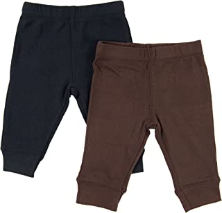 8b0791f9916c6 Leveret Solid Baby Crawling Pants & Legging Set Kids Baby Pants (Size 3-24