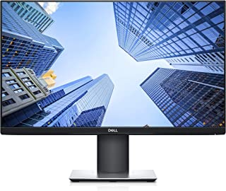 Dell P2419H 24 Inch LED-Backlit, 60Hz, Anti-Glare, 3H Hard Coating IPS Monitor Black