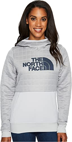 Half Dome Quilted Pullover Hoodie