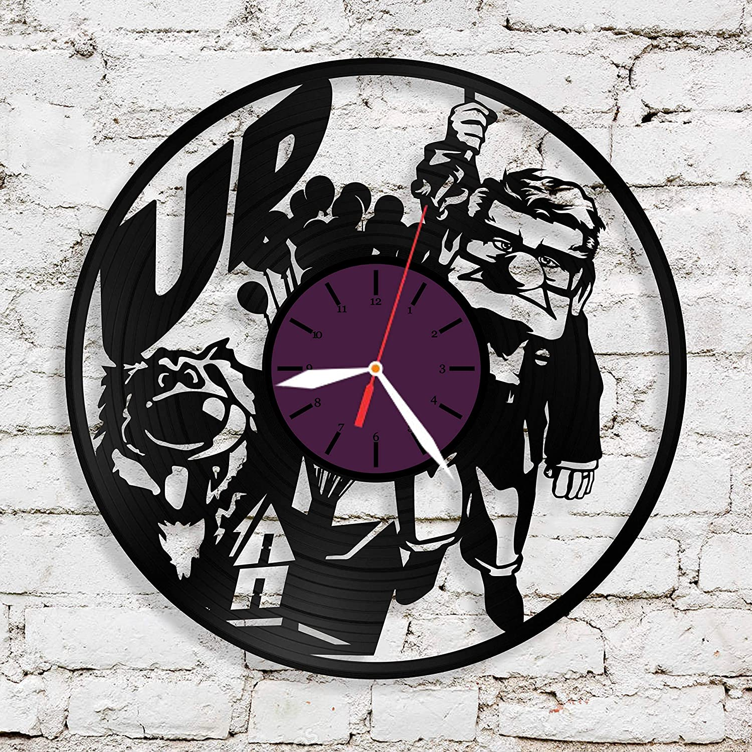 Luchko Decor 1 year warranty Complicatible with Disney's Wall Don't miss the campaign Birthday Clock Up
