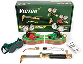 Victor Technologies 0384-2540 Medalist 250 System Medium Duty Cutting System, Acetylene..