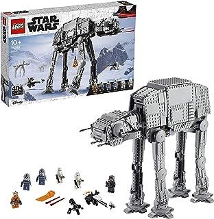 LEGO Star Wars AT-AT- Jeu de construction d'un superbe marcheur de la bataille de Hoth, incluant le personnage de Luke Sky...