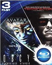 Obcy 2 / Avatar / Terminator [BOX] [3Blu-Ray] (English audio. English subtitles)