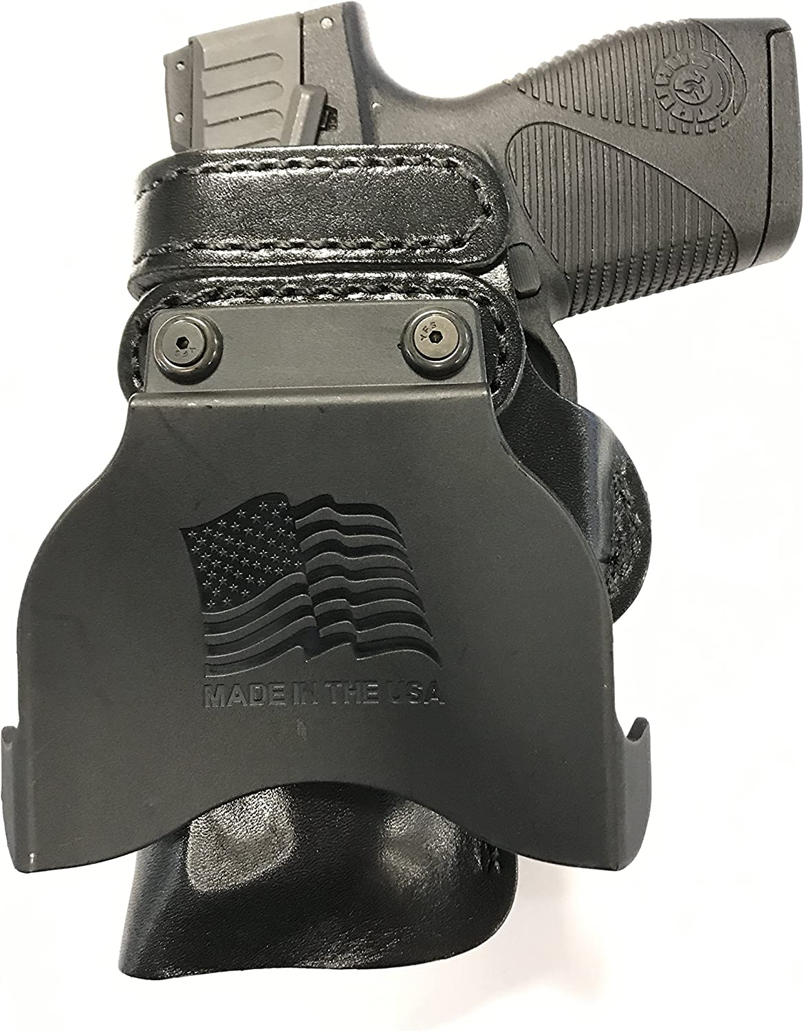 Overseas Max 71% OFF parallel import regular item Paddle Holster For Colt Officer RH Black Right Concealed Hand Ca