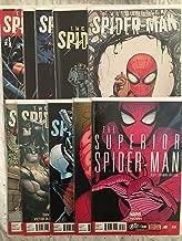 Superior Spider Man 1-33, 6au + Annuals 1&2 plus Inhumanity 1 Complete Set/Lot Dan Slott NM-MT