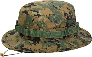 GOVERNMENT CONTRACTOR US Military Boonie Hat, Made in USA