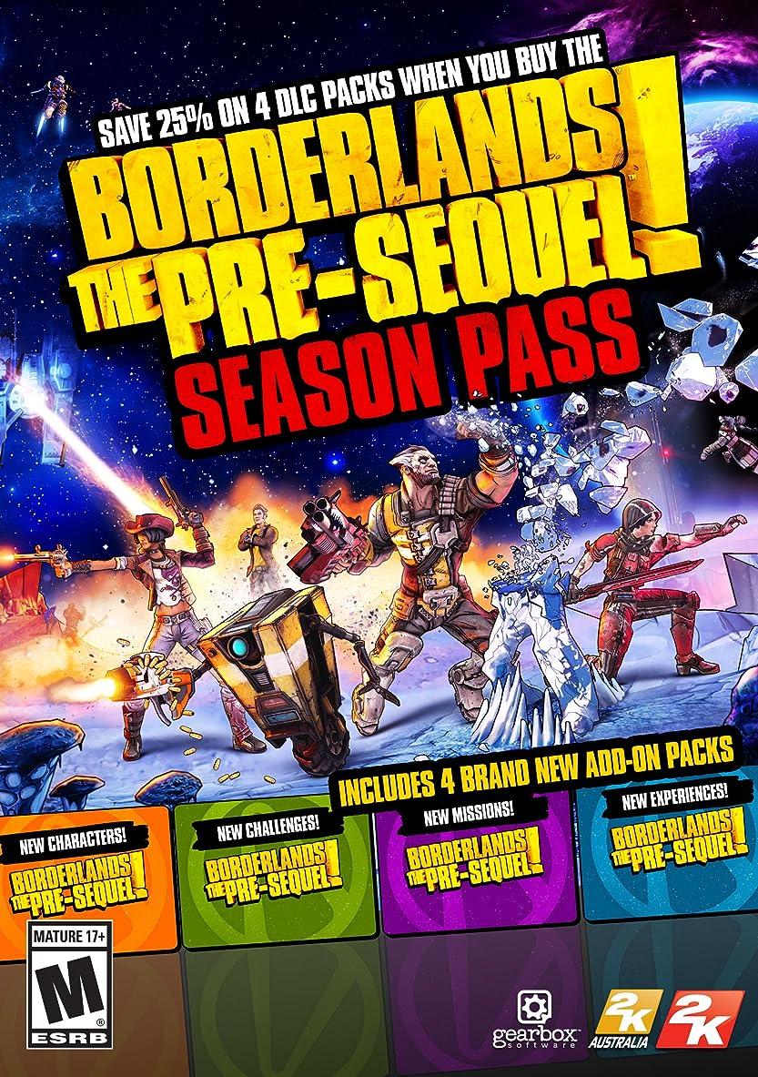拷問ブラウザハシーBorderlands: The Pre-Sequel : シーズン パス [オンラインコード]