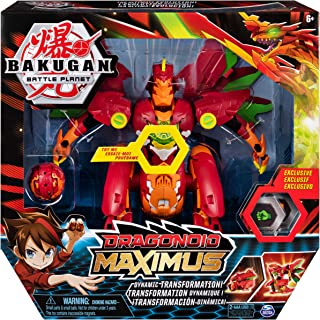 Bakugan 6051243 BTB Dragonoid Maximus UPCX GML, Multicolour