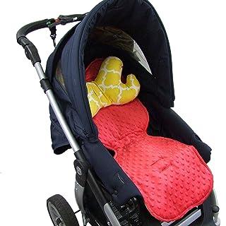 X-lander Sitzeinlage X-PAD-ROT Kinderwagen Einlage Auflage Schutzeinlage Buggy