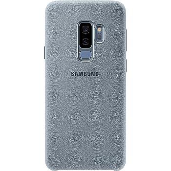 Samsung Alcantara – Funda para Galaxy S9 +, color Gris: Samsung ...
