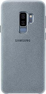 Official OEM Samsung Galaxy S9+ Alcantara Cover (Mint)
