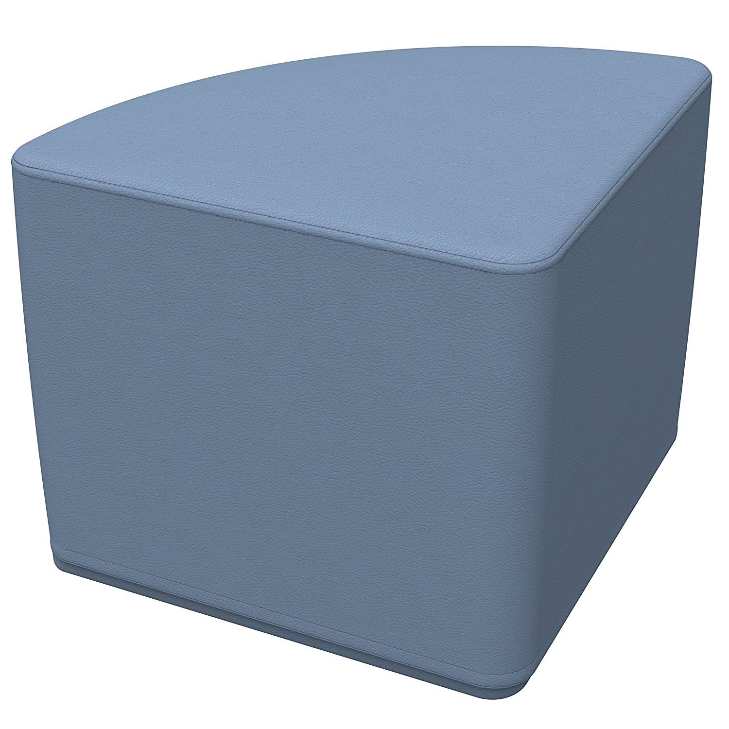 ECR4Kids Softzone Pie Ottoman - Standard for Sale Furniture Kids Today's only 16