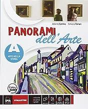 Scaricare Libri Panorami dell'arte. Vol. A-C. Per la Scuola media. Con DVD-ROM. Con e-book PDF