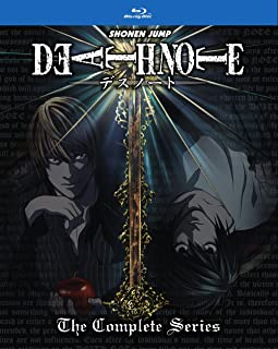 Death Note: Complete Series [Blu-ray]
