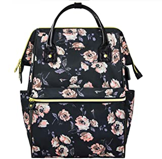 KROSER Laptop Backpack 15.6 Inch Stylish College School Computer Backpack with USB Port Water-Repellent Casual Daypack Doc...
