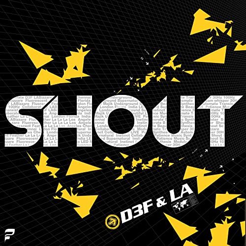 Shout by D3F on Amazon Music - Amazon com