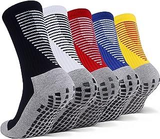 Anti Slip Non Slip,Non Skid Slipper Hospital,Sport,Athletic Socks with grips ...