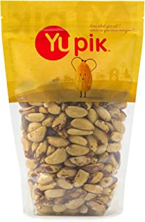 Sponsored Ad - Yupik Raw Shelled Whole Brazil Nuts, 2.2 lbs.