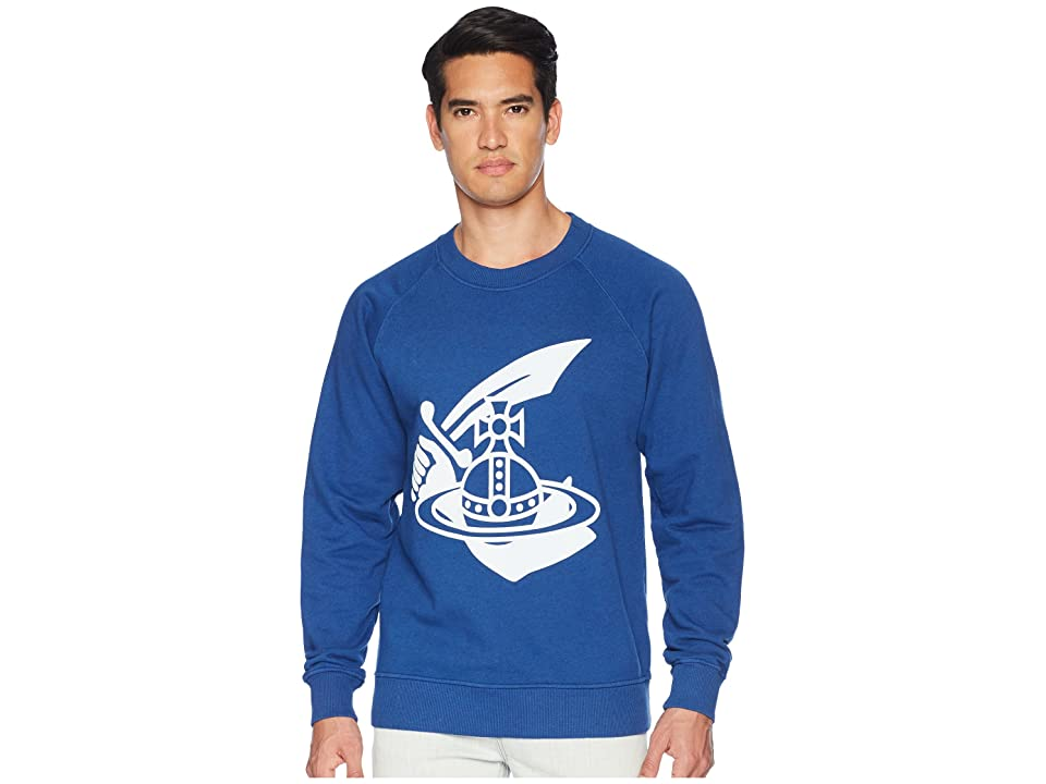Vivienne Westwood Anglomania Classic Sweater (Navy) Men