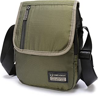 Small Messenger Cross Body Bag Shoulder Satchel for iPad Tablet Kindle Iphone6 7Plus,Lanspace Single Strap Sling Pack Organizer