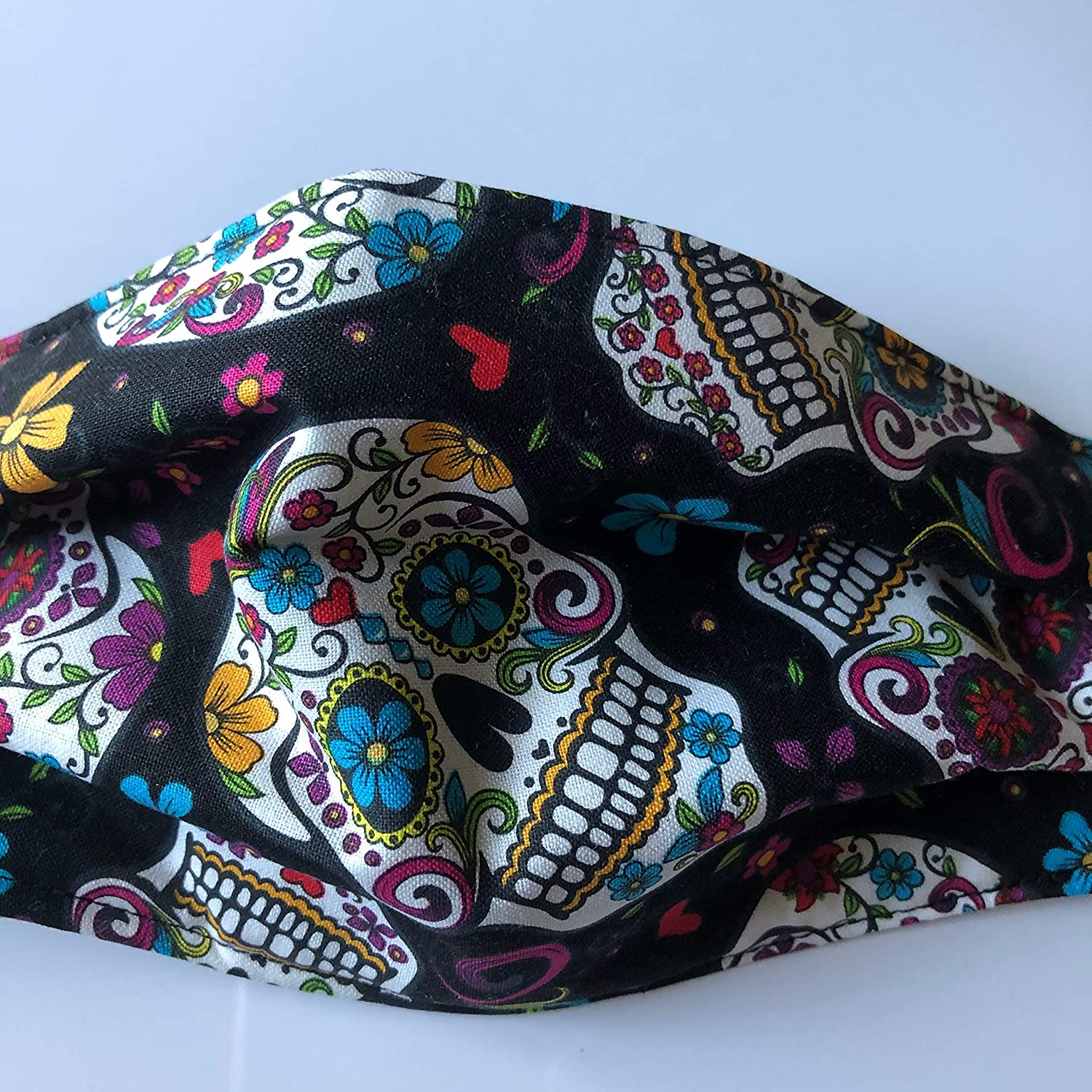 Washington Mall SKULL FACE Cover-3 -ADULT LAYER