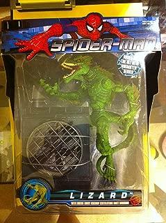 Spiderman Lizard w/breakawy oscorp ventilation duct diorama