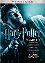 Harry Potter Years: 1-6 Gift Set