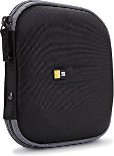 EVW-24 EVA Molded 24 Capacity CD/DVD Case (Black)