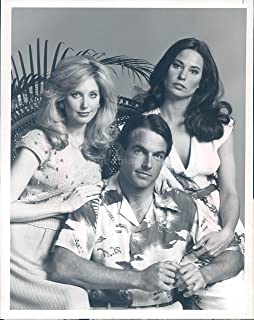 Vintage Photos 1980 Photo Morgan Fairchild Mark Harmon Cristina Raines Celebrities NBC 7x9