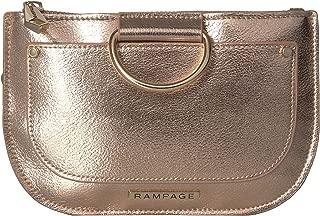 rose gold hardware bag