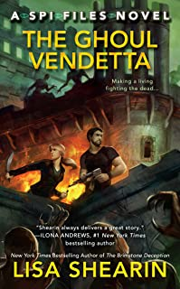 The Ghoul Vendetta (A SPI Files Novel Book 4)