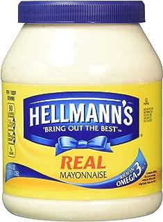 mayo ingredients list