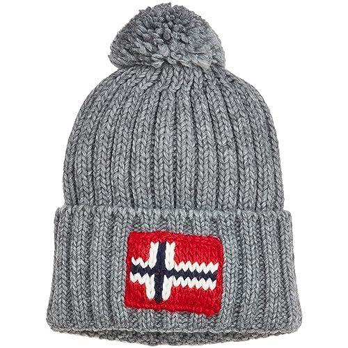 Napapijri Men s Semiury Hat Beanie Pack ... 81db0637607c