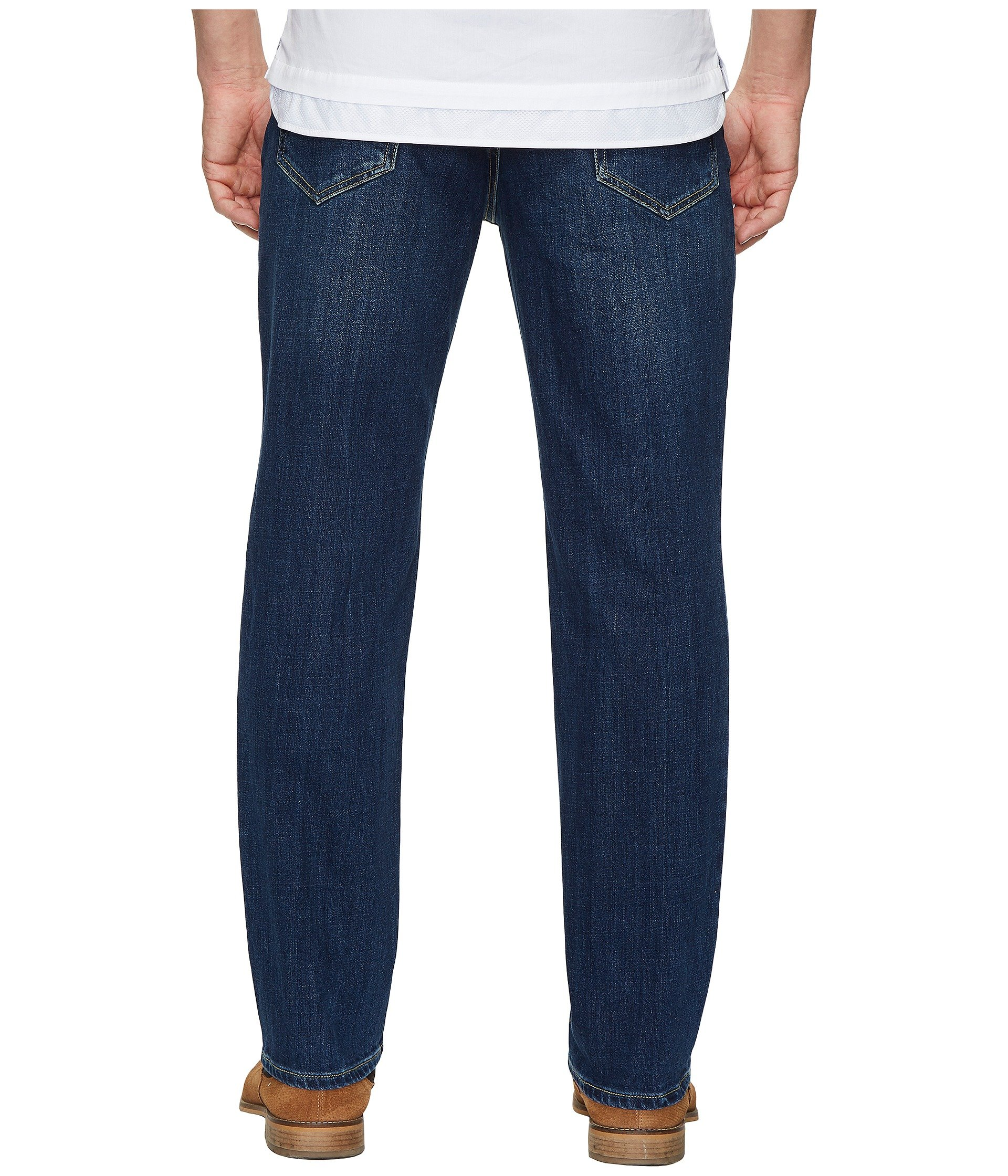Stretch Marina Liverpool Straight Denim Relaxed Dark In gxgFZEqn