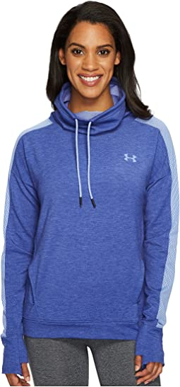 Under Armour - Featherweight Fleece Funnel Neck Sweatshirt