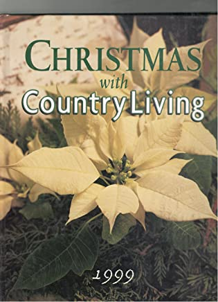 Christmas With Country Living (Christmas with Country Living) by Oxmoor House, Country Living (1999) Hardcover