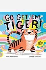 Go Get 'Em, Tiger! (A Hello!Lucky Book) Kindle Edition