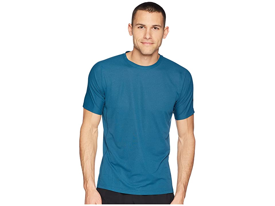 Image of adidas Outdoor Agravic Parley Tee (Night) Men's T Shirt