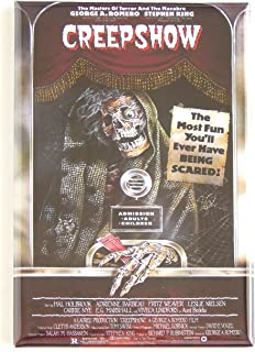 Creepshow Movie Poster Fridge Magnet (2 x 3 inches)