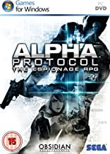 Alpha Protocol - PC [video game]