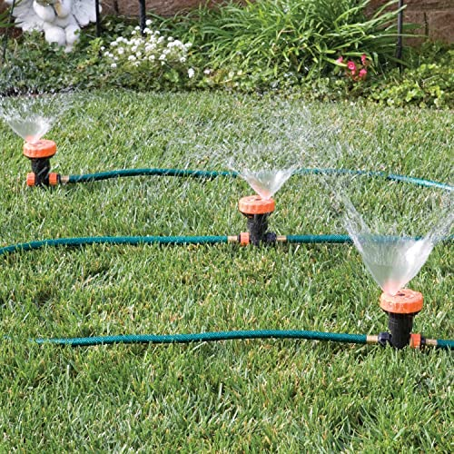 2021 Bandwagon 2021 3 in 1 Portable Sprinkler System with 5 2021 Spray Settings outlet online sale